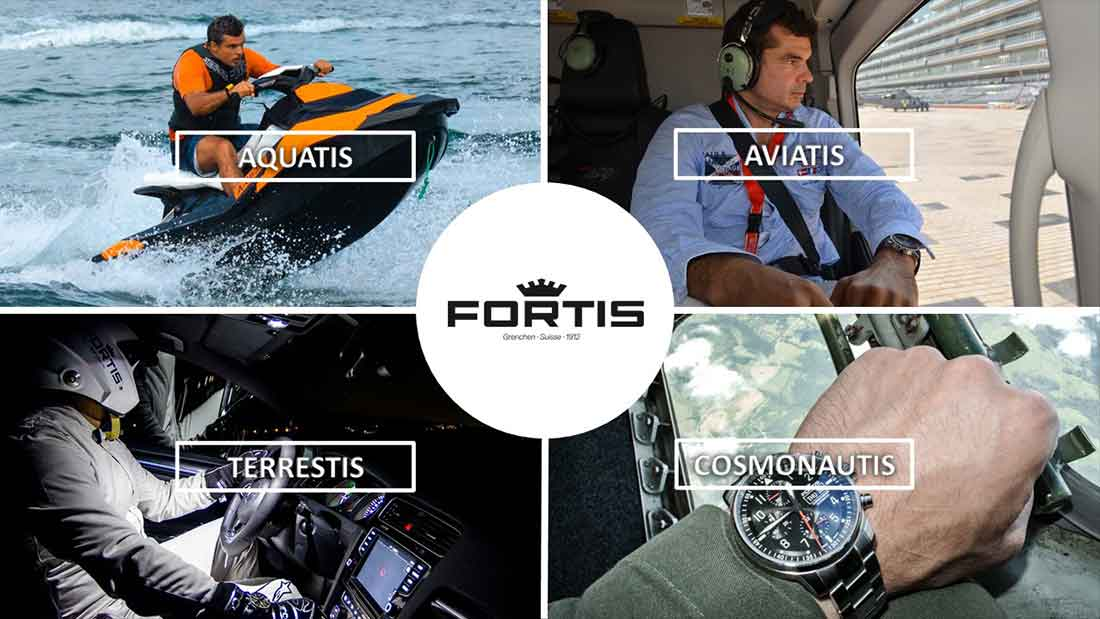 The Four worlds of Rescue and Fortis