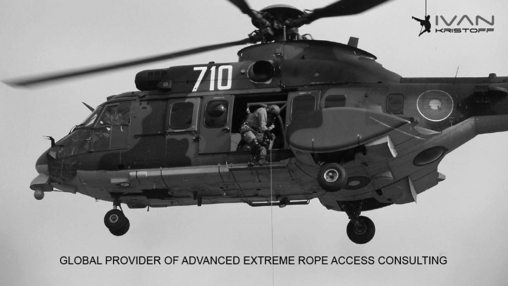 GLOBAL PROVIDER OF ADVANCED EXTREME ROPE ACCESS CONSULTING