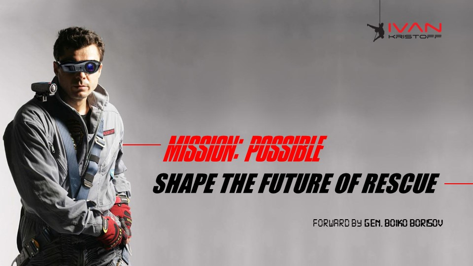 SHAPE THE FUTURE OF RESCUE