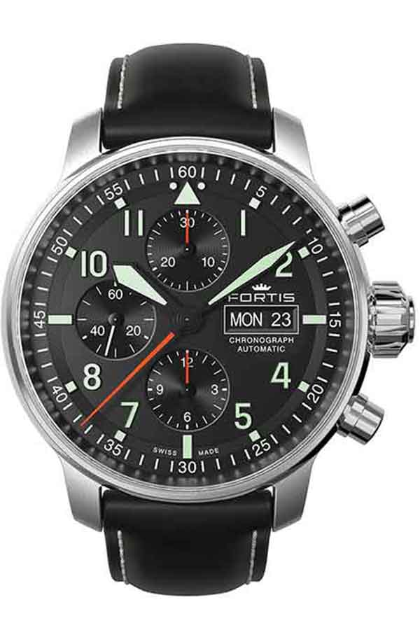 Fortis watch