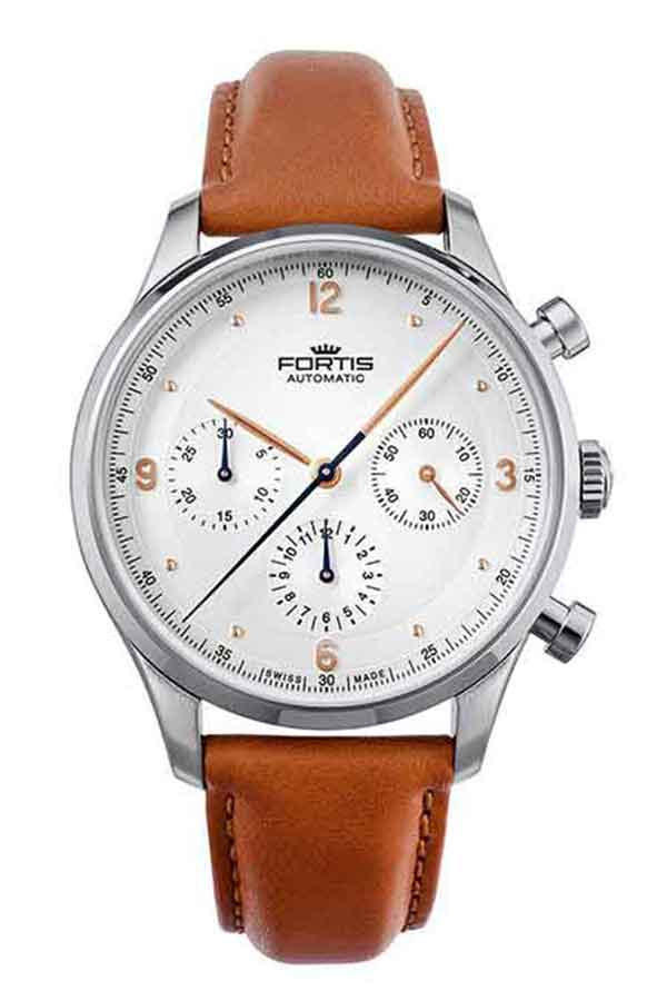 Tycoon Chronograph a.m.