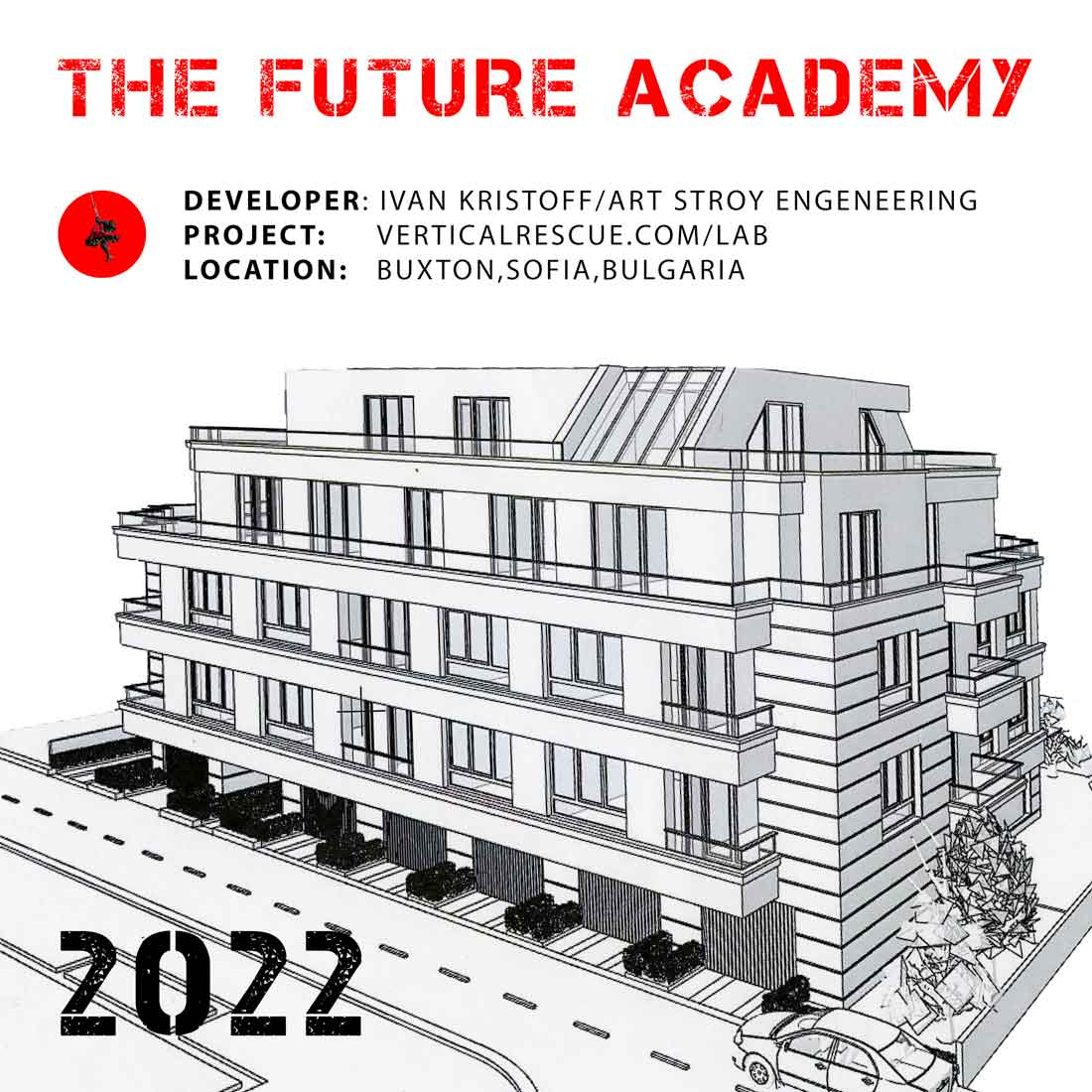 The Bulgrian Future Academy will be launched as part of the Ivan Kristoff Foundation in 2022.